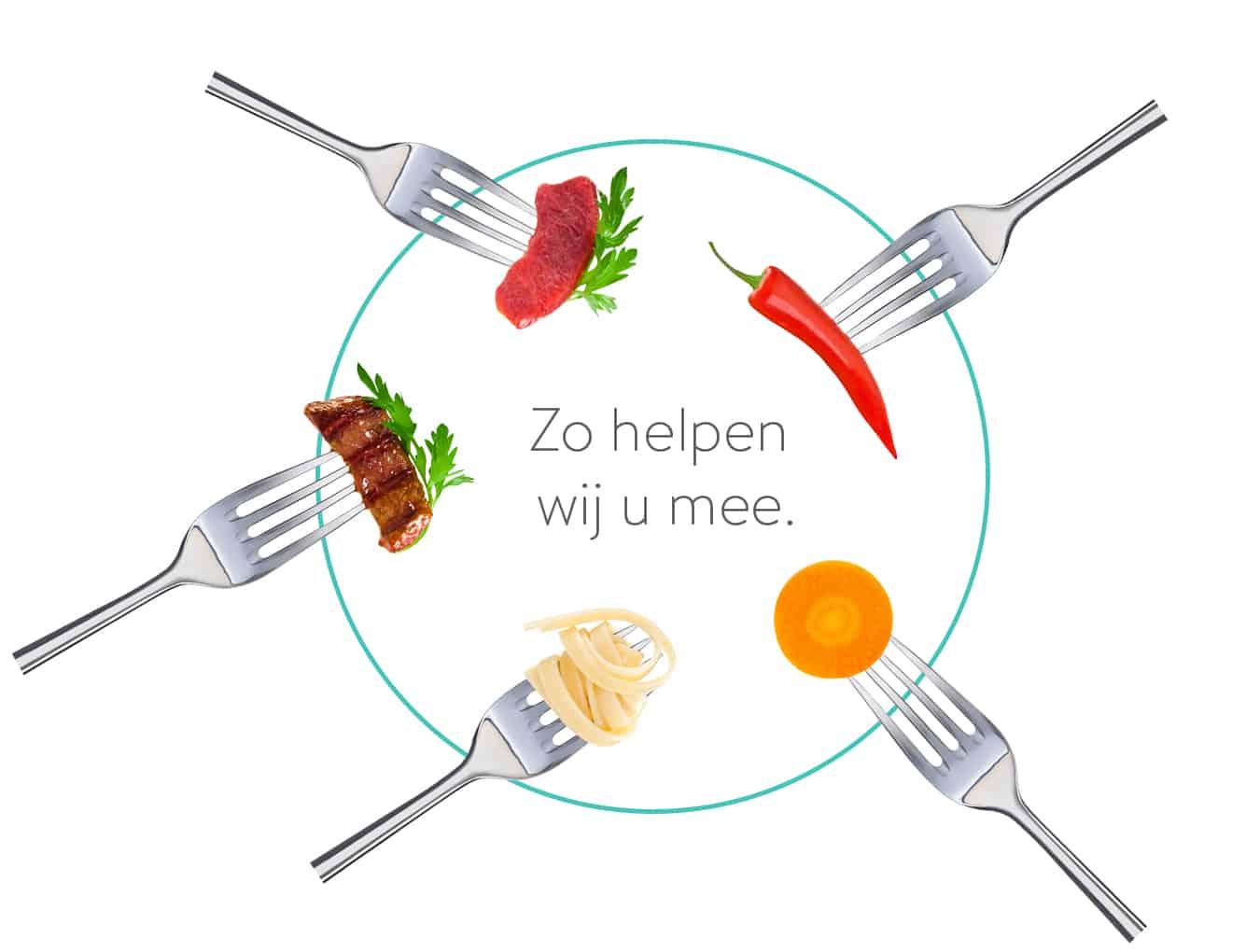 Care culinair zo helpen wij u mee